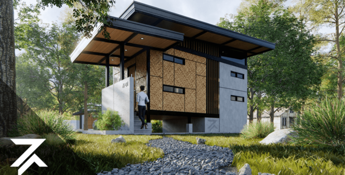 The Traditional Bahay Kubo In A Tiny House Concept Rachitect