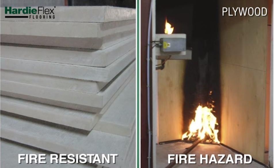 installing hardieflex flooring