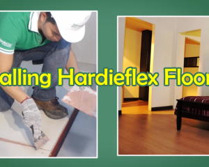 installing hardiflex flooring